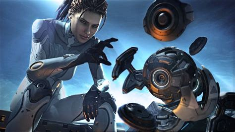 Heart of the Swarm - Sarah Kerrigan (Ghost) Quotes - YouTube