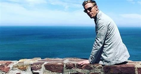 Laurence Fox whisks new love Lilah away to Cape Town to