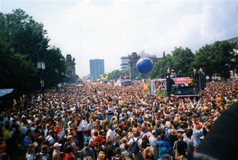 The Berlin Wall's fall saw the rise of techno tourism