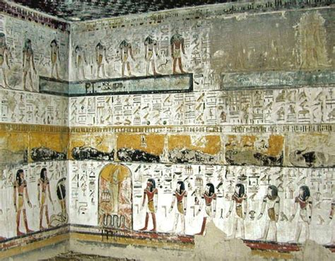 Abydos Temples - Crystalinks