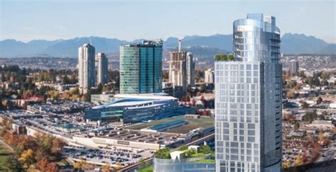 Central City Tower 2: Major new office tower proposed for