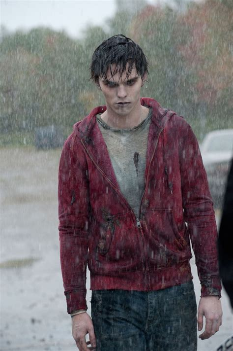 First Look at Nicholas Hoult as a Zombie in WARM BODIES