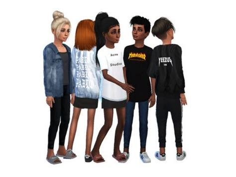 Kids Streetwear Collection no