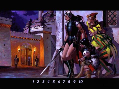 Realms of Arkania 3: Shadows over Riva Download (1997 Role