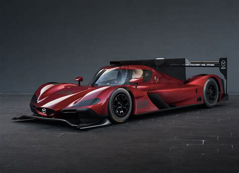 Mazda's new LMP2 prototype for 2017 actually looks like a