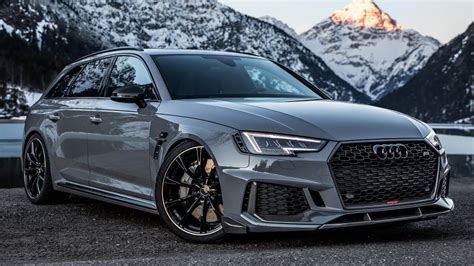 FINALLY! 2019 AUDI RS4+ (530hp) that SOUNDS AWESOME