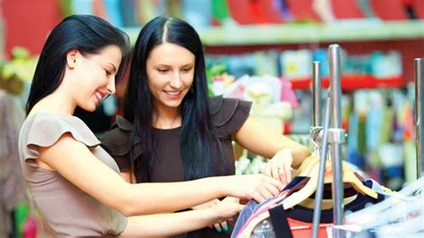 Problems met when buying clothing items