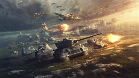 World of Tanks 4K Wallpapers   HD Wallpapers   ID #19178