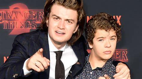 Joe Keery Reveals Why He Got Kicked Out of 'Stranger
