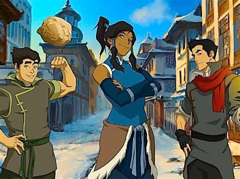 The Legend of Korra (a Titles & Air Dates Guide)