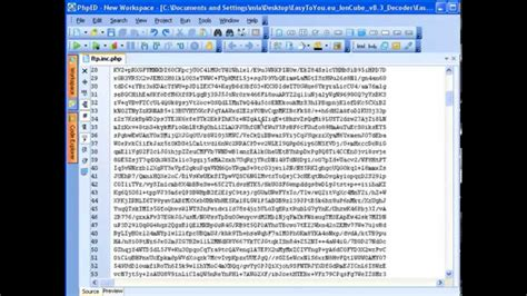 How to Decrypt PHP Encoded Files - YouTube