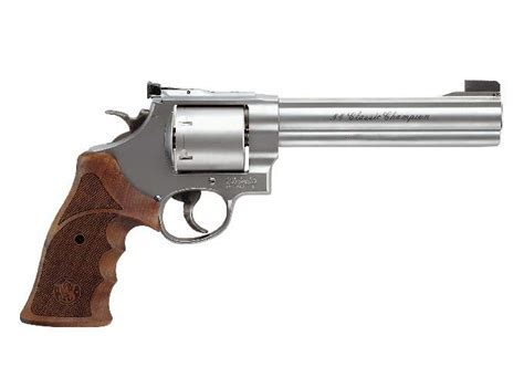 Smith & Wesson M629 Classic Champion, Kal