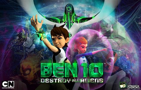 Watch Ben 10: Destroy All Aliens Online For Free On 123movies