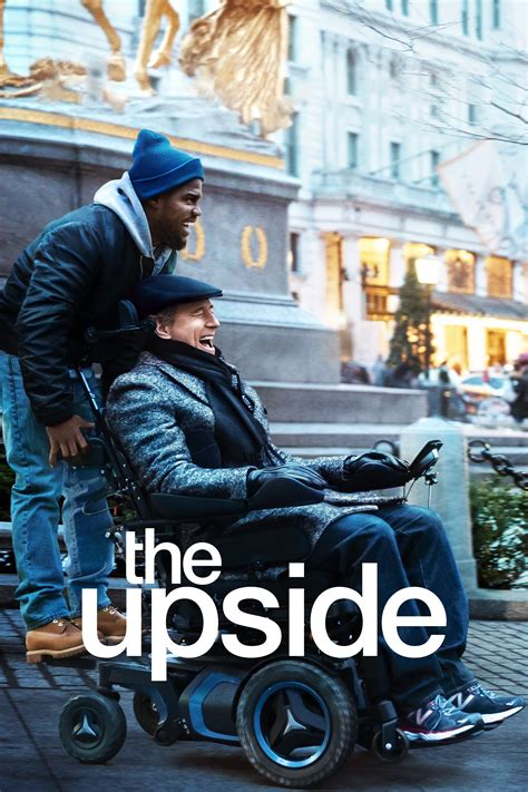 The Upside (2019) - Posters — The Movie Database (TMDb)