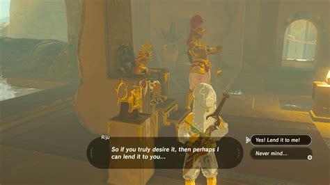Zelda Breath of the Wild guide: How to get the Thunder