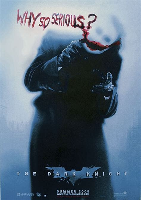 Why So Serious? | The Joker Poster | EMP