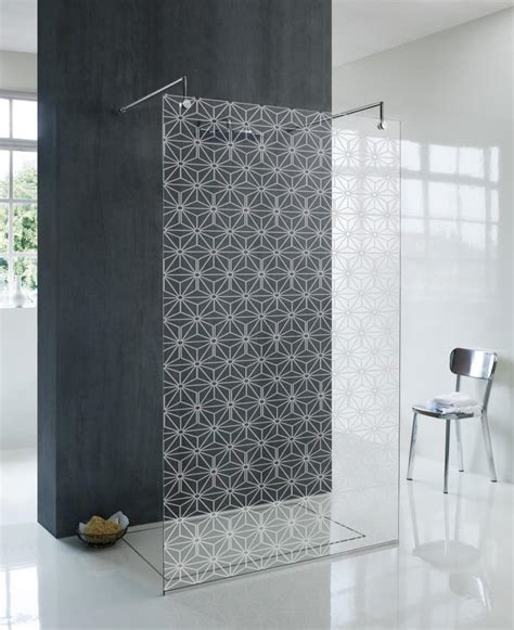 New Art Glass Showers from Alternative Bathrooms
