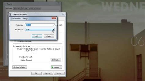 EXTREME BASS BOOST in Windows 7/8 (HD) - YouTube