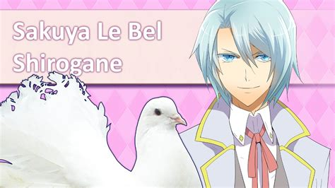 hatoful boyfriend - Why is Okosan the only one without a