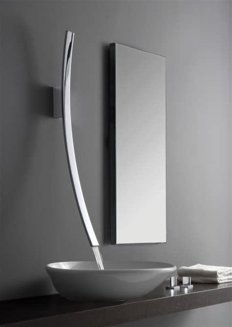 15 Modern Wall Mount Faucets for the Bathroom - Abode