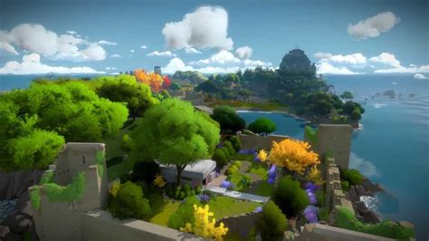 The Witness first official gameplay trailer - YouTube