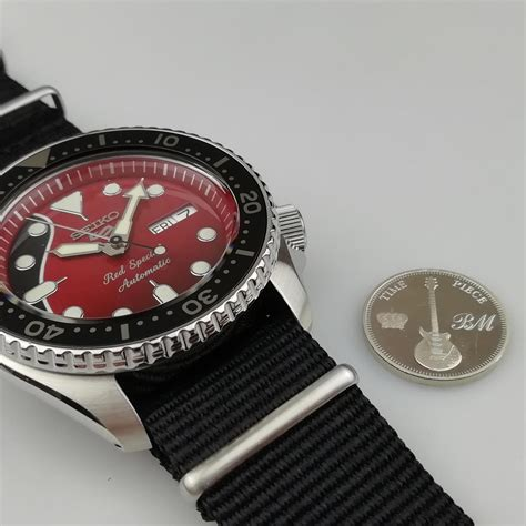 """Seiko 5 Sports Brian May Limited Edition """"Red Special"""