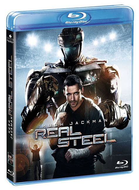 Blu-ray review: Real Steel | CG Channel
