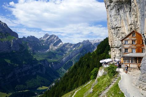 Our Appenzell hiking tour including the Engadin valley
