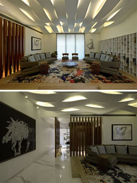 13 Amazing Examples Of Creative Sculptural Ceilings