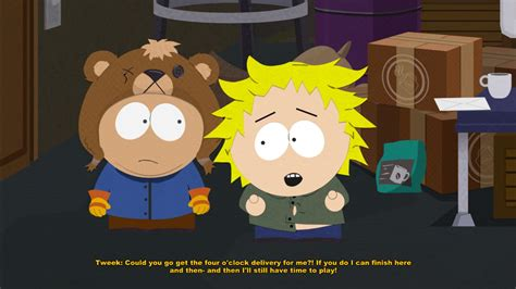 CCC: Southpark: The Stick of Truth Guide/Walkthrough - Hot