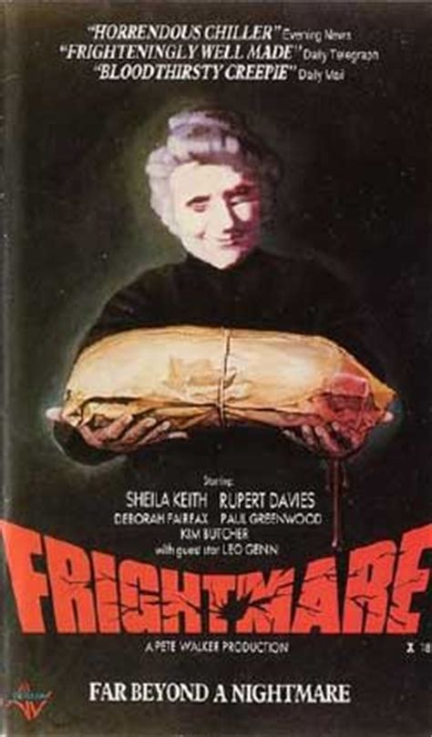 Film Review: Frightmare (1974)   HNN