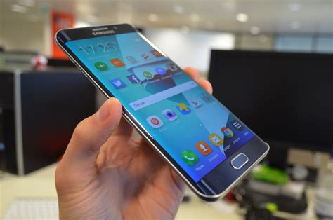 Galaxy S6 Edge Plus: Android 7