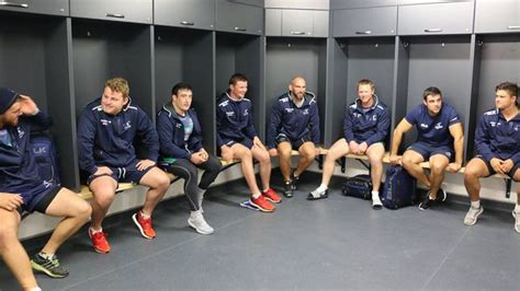 Connacht Players Settle Into New Dressing Rooms : Irish Rugby