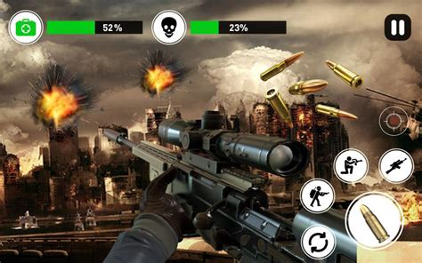 sniper shooting games offline for Android - APK Download
