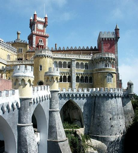 Types and History of Castles - Castles Around The World