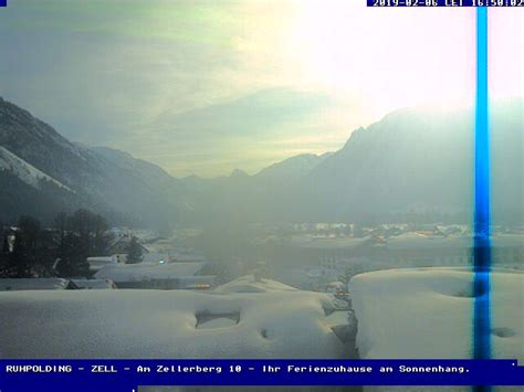 Ruhpolding WebCams - See current Snow Conditions - Monday