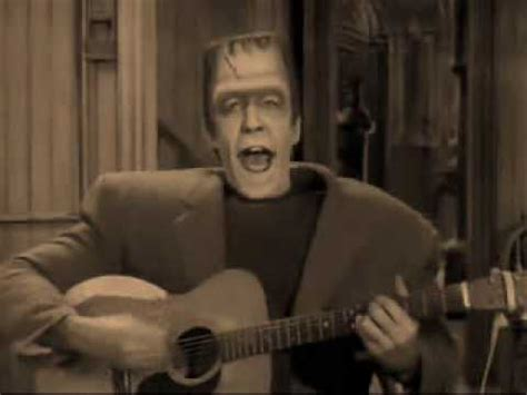 """The Munsters - Herman sings """"It Takes All Kinds Of People"""