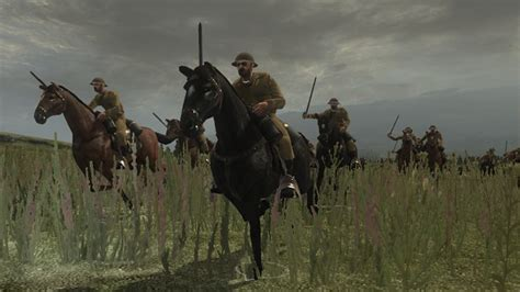 British Cavalry image - The War To End All Wars (TWTEAW