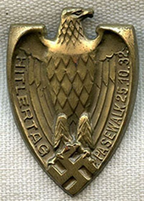 Flying Tiger Antiques Online Store: Nazi German Pins & Tinnies