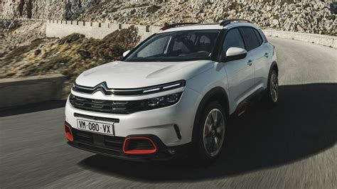 This is the super-comfy Citroen C5 Aircross SUV | Top Gear