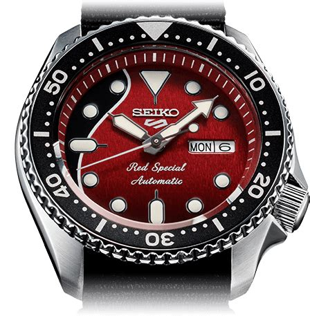Seiko 5 Sports Brian May Limited Edition SRPE83K1 - Watch