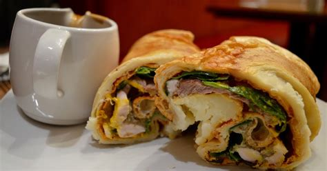 New Yorkshire Pudding Wraps at Toby Carvery - are they