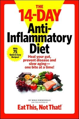 The 14-Day Anti-Inflammatory Diet | Book by Mike Zimmerman