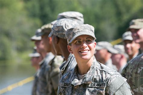 Kristen Griest makes history by becoming US Army's first