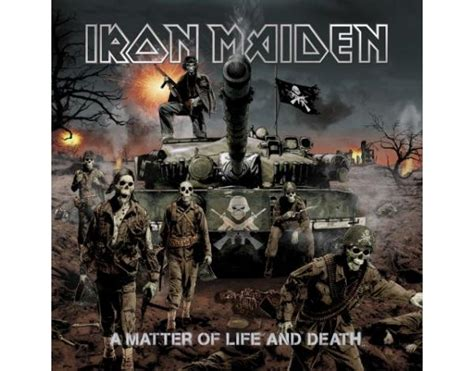 Bigstore - A Matter of Life and Death - Iron Maiden